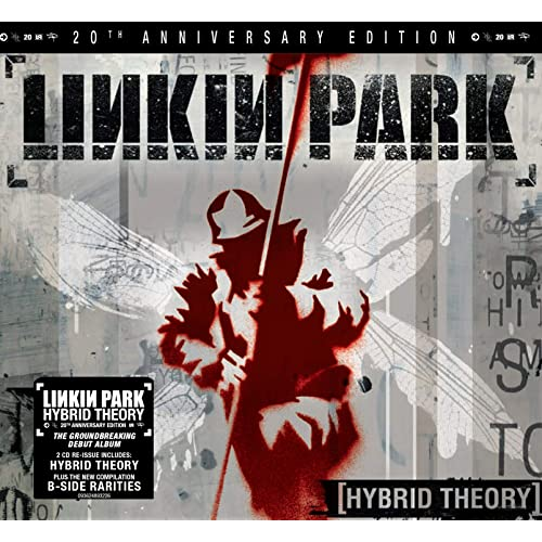 Hybrid Theory (20Th Anniversary Deluxe Edt. + Booklet 16 Pagine)