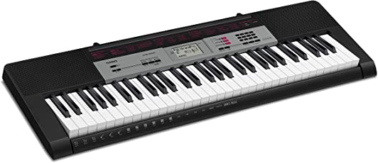 Casio CTK-1550 61-Key Standard Keyboard (Black)