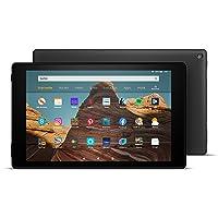 Das neue FireHD10-Tablet│10,1Zoll großes FullHD-Display (1080p), 64 GB, Schwarz mit Spezialangeboten