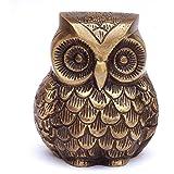 ONVAY Vintage Owl Bird Brass Decorative Showpiece | Home Decor | Brass Owl | Owl Bird