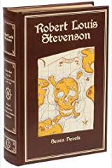 Robert Louis Stevenson: Seven Novels (Leather-bound Classics) Leather Bound