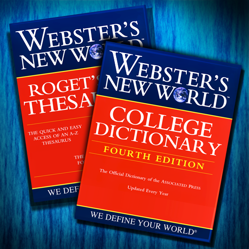 Webster S New World College Dictionary And Roget S A Z