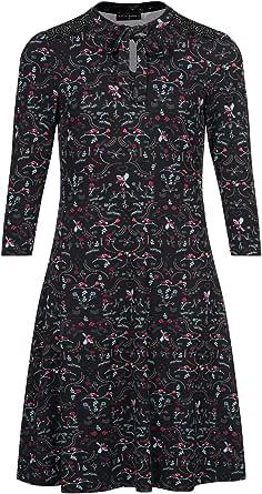 Vive Maria Fantasy Dream Dress - Vestito nero