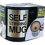 Plain Lazy Self Stir Mug