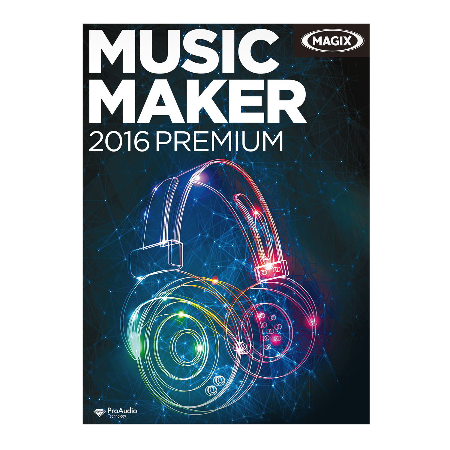 MAGIX Music Maker 2016 Premium [Download] (Foto-maker)