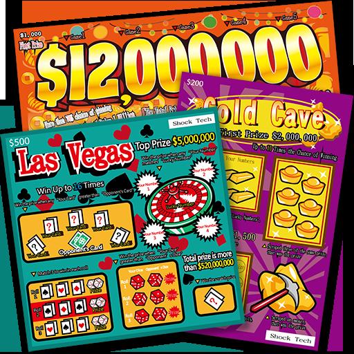 Las Vegas - Rubbellos