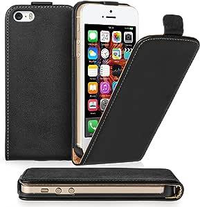 Caseflex Kompatibel Für iPhone SE Tasche Schwarz: Amazon