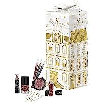 Boulevard de Beauté - Kosmetik-Adventskalender, Beauty in the City, 24 Make-Up Überraschungen, Highlights für Augen…