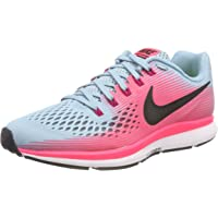 Nike W Air Zoom Pegasus 34 (W), Scarpe da Trail Running Donna