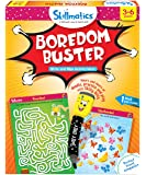 Skillmatics Educational Game: Boredom Buster (3-6 Years)   Creative Fun Activities for Kids   Erasable and Reusable Mats
