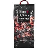 Weber 17829 Premium houtskool, 5 kg