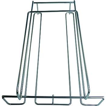 ZELLER 24847 Gläserhalter Metall