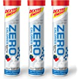 Dextro Energy Zero Calories I Recovery & Hydration Electrolyte Drink I Zero Tablets I Buy 2 Get 1 Free (2 Berry + 1…