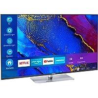 MEDION X14360 108 cm (43 Zoll) UHD Fernseher (Smart-TV, 4K Ultra HD, Dolby Vision HDR, MEMC, Micro Dimming, Netflix…