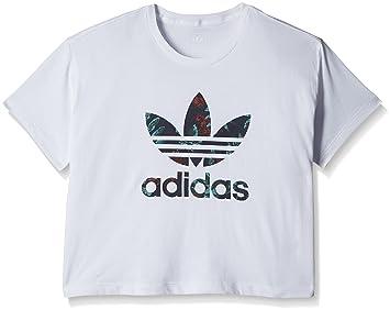 t-shirt adidas enfant fille