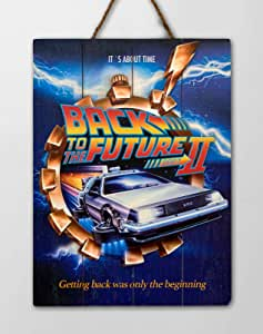 Doctor Collector DCBTTF04 Back to The Future II WoodArts 3D Print