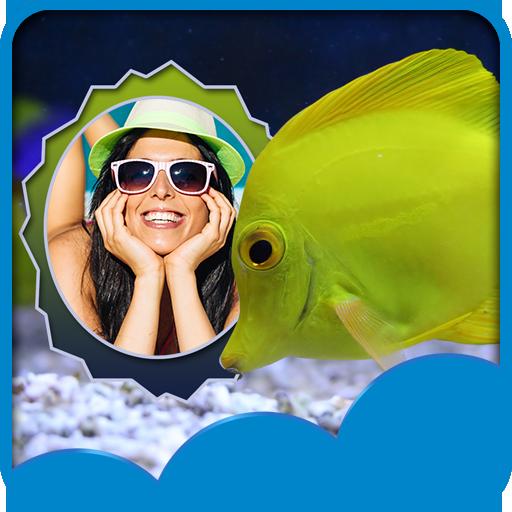 Fisch-Foto-Rahmen (Fisch-rahmen)