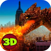 Mighty Dragon City Rampage 3D