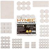 Hynec Premium Fieltro Adhesivo para Patas de Muebles – Set de 7 Tamaños Distintos – Fieltro Adhesivo Muebles , Fieltro Protec