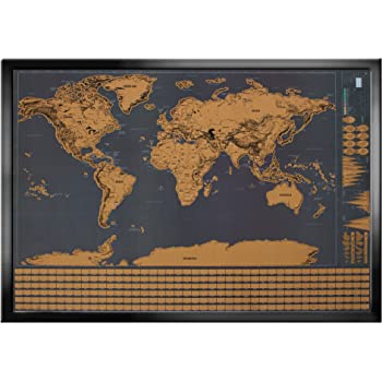 Wonderful maps scratch off world map with country flags us states wonderful maps scratch off world map with country flags us states australian states and gumiabroncs Images