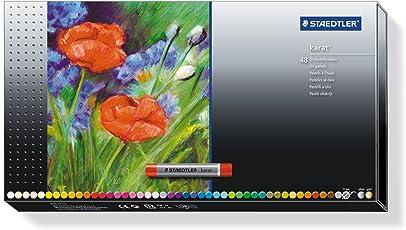 Staedtler Karat 2420C48 Oil Pastels Set - Pack Of 48, Multicolor