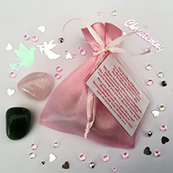 A Bag of Blessings for my Niece on her Christening Day