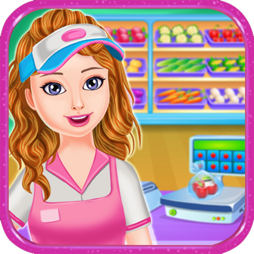 Supermarket Games for Girls
