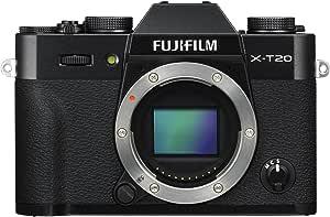 Fujifilm X T20 Systemkamera Mit Gehäuse 2 99 Zoll Kamera