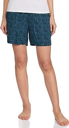 Van Heusen Athleisure Women's Printed Shorts