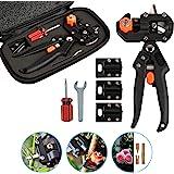 Ballery Enten Tool Set, Tuin Snoeischaar Snip Enten Tool Kit, Professionele Tuinieren Enten Gereedschap Met Omega-Cut U-Cut Ω