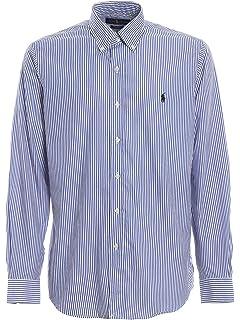 e921283af0a68b Polo Ralph Lauren Herren Poloshirt City - blau - Mittel  Amazon.de ...