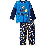 emoji boys L33813 Pajama Set