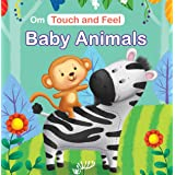 Board Book-Touch and Feel: Baby Animals: Touch and Feel series