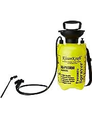 KisanKraft KK-PS5000 5-Litre Plastic Manual Sprayer (Color May Vary)