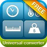 Convertisseur universel Free : Convertit toutes les unités de mesure