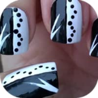 New Nails Art Step by Step