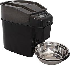 PetSafe Futterautomat, mit Timer, 12 portionierbare Mahlzeiten, 5678 ml, batteriebetrieben, rutschfest, Hunde und Katzen