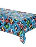 Procos Tovaglia Plastica 120 X 180 Cm Avengers Mighty, Multicolore, 5PR87968