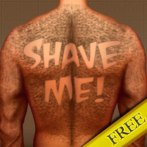 Hairy Back Shaving : The Tattoo Man Bear Hair Razor Shave - Free (Spielen Soap-kit)