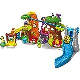 VTECH- Maxi Parcours DE LA Jungle TUT ANIMO Univers, 80-504675, Multicolore - Version FR