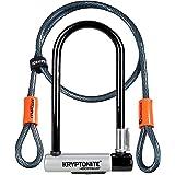 Kryptonite KryptoLok standaard fietsslot + Kryptoflex 2017 kabel
