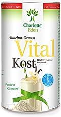 Charlotte Eden Vitalkost White Vanilla 14 Portionen, 490 g