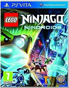 GIOCO PSVITA LEGO NINJAGO