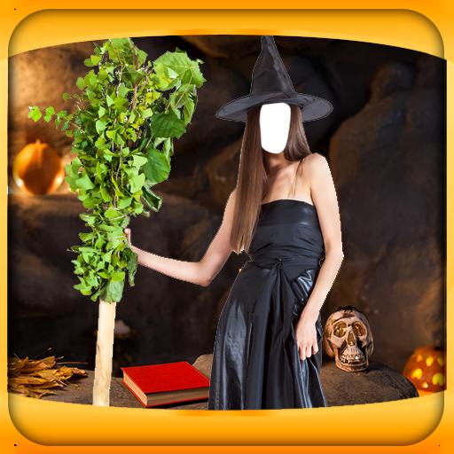 Kostüm Zombie Gruseligsten - Halloween-Foto-Montage