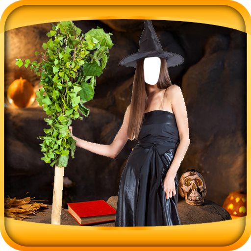 Halloween-Foto-Montage ()
