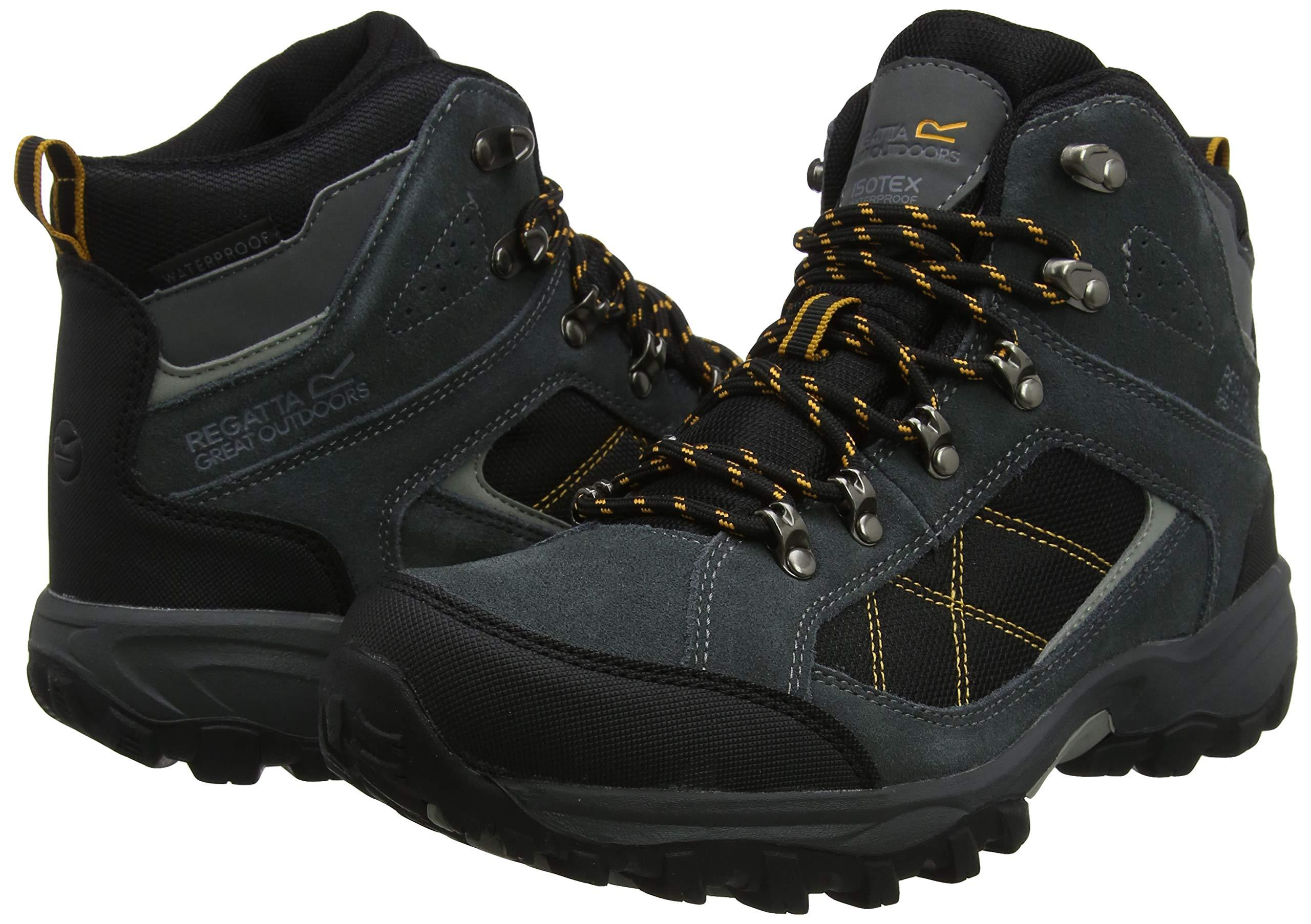 Regatta Clydebank, Men's High Rise Hiking Boots 5
