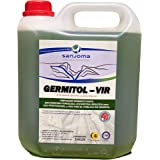 GERMITOL - VIR. LIMPIADOR DESINFECTANTE MULTIUSOS: Bactericida, Fungicida y Virucida. Desinfectante de superficies y suelos.