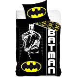 Toalla infantil 30 x 50 cm Carbotex Batman BAT171001-R