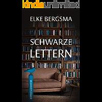 Schwarze Lettern - Ostfrieslandkrimi (Büttner und Hasenkrug ermitteln 25)