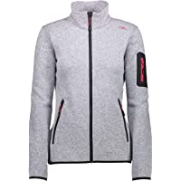 CMP Knit Tech Fleece Jacket Giacca Donna